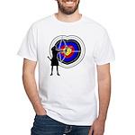 Archery5 White T-Shirt