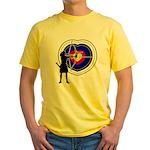 Archery5 Yellow T-Shirt