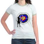 Archery5 Jr. Ringer T-Shirt