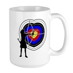 Archery5 Large Mug