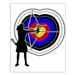 Archery5 Small Poster
