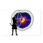 Archery5 Postcards (Package of 8)