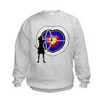 Archery5 Kids Sweatshirt
