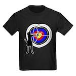 Archery5 Kids Dark T-Shirt