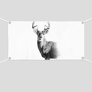 Whitetail Banner
