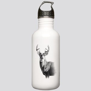 Whitetail Stainless Water Bottle 1.0L
