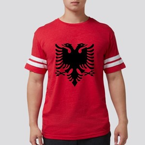 Albanian Eagle Mens Football Shirt