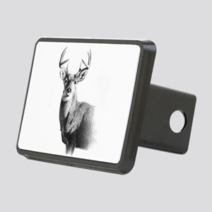 Whitetail Rectangular Hitch Cover