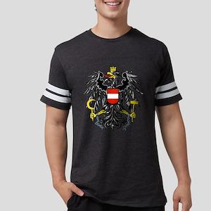 Austria Coat of Arms Mens Football Shirt