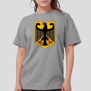 German Coat of Arms Womens Comfort Colors Shirt