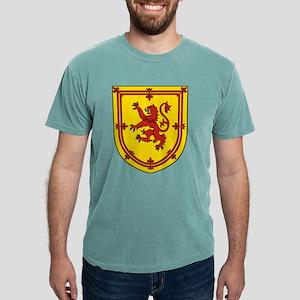 Royal Arms of Scotland Mens Comfort Colors Shirt
