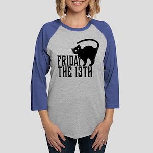 Friday the 13th Womens Baseball Tee