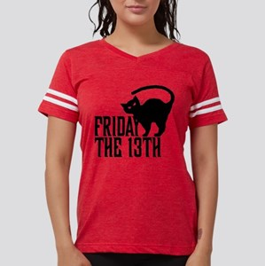 Friday the 13th Womens Football Shirt