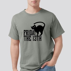 Friday the 13th Mens Comfort Colors Shirt