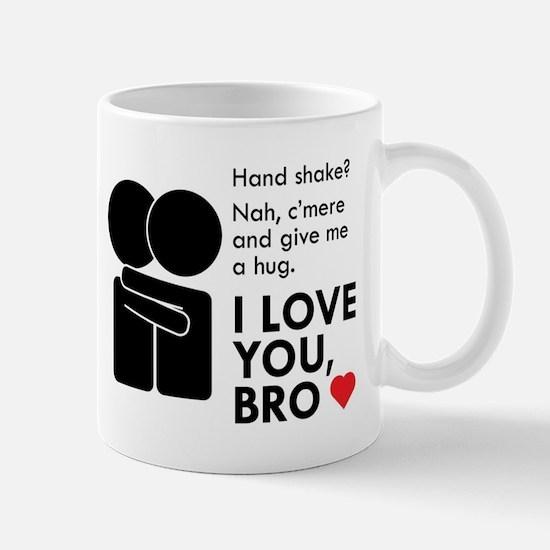 Bromance Hug Mug