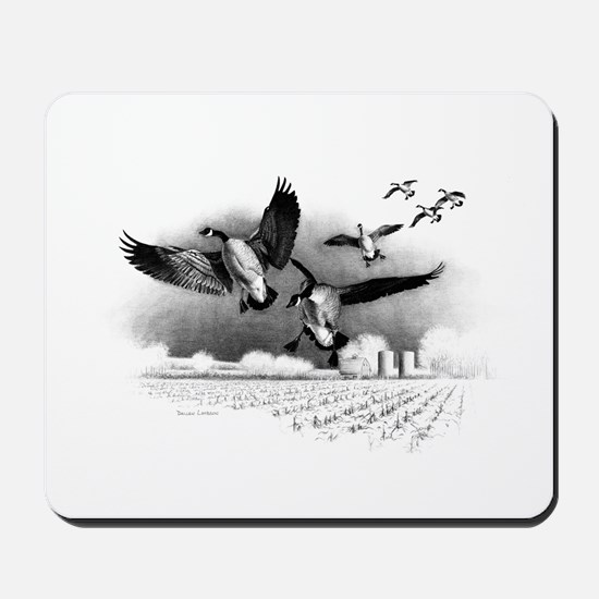 Canadian Geese Mousepad