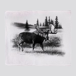 Northern Disposition Throw Blanket