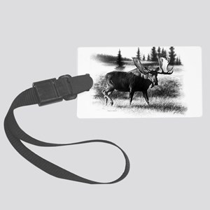 Northern Disposition Large Luggage Tag
