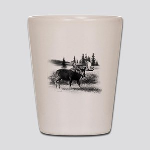 Northern Disposition Shot Glass