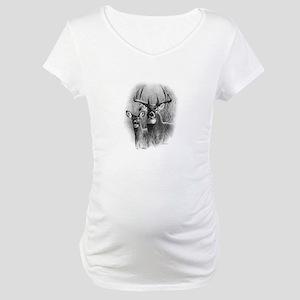 Big Buck Maternity T-Shirt