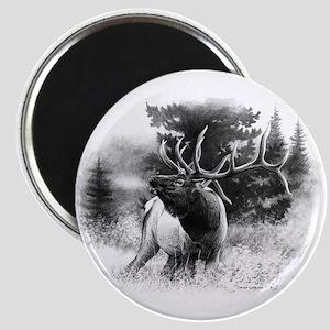 Elk Bugle Magnet