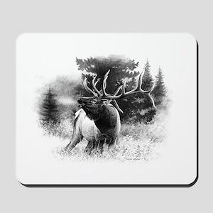 Elk Bugle Mousepad
