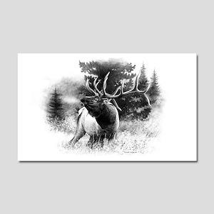 Elk Bugle Car Magnet 20 x 12