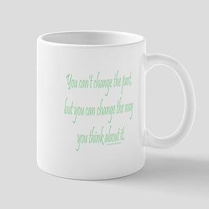 Wisdom - Can't Change Past Mug