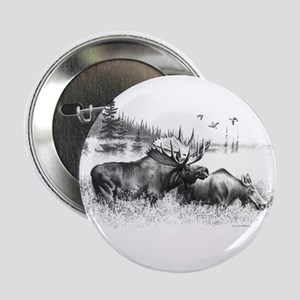 "Moose 2.25"" Button"