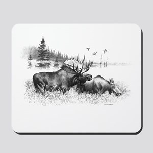 Moose Mousepad