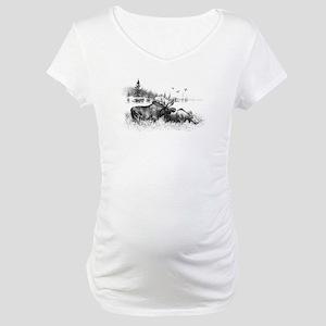Moose Maternity T-Shirt