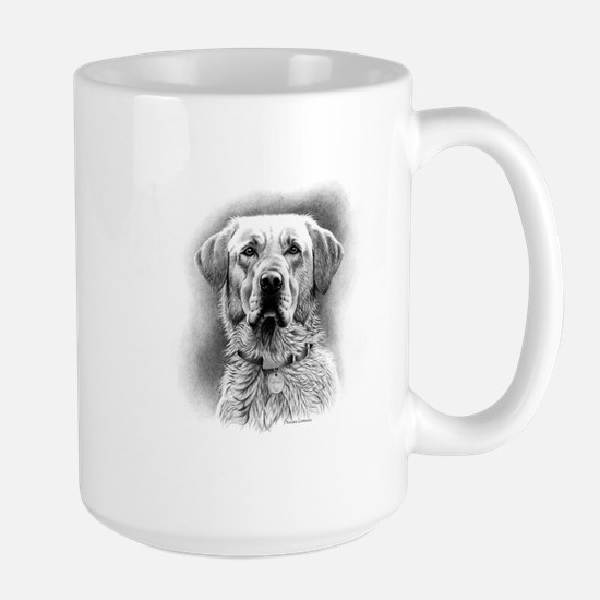 Yello Lab Large Mug
