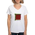Character #14 Women's V-Neck T-Shirt