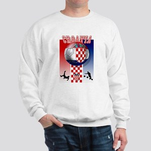 Croatian Football Sweatshirt