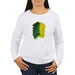 Character #16 Women's Long Sleeve T-Shirt