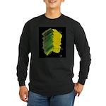 Character #16 Long Sleeve Dark T-Shirt
