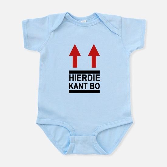 Hierdie Kant Bo Infant Creeper