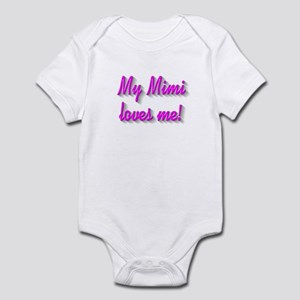 Mimi love Infant Creeper