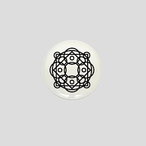 GNOSTICRUX Mini Button