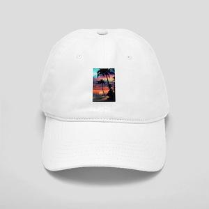 Tropical Sunset Cap