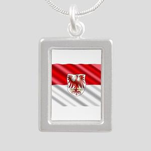 Brandenburg Flag Necklaces