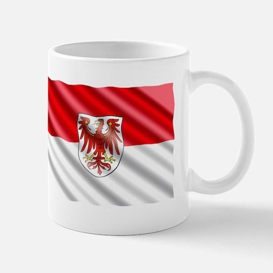 Brandenburg Flag Mugs