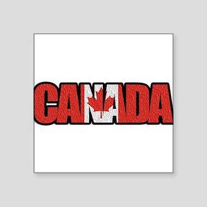 Canada Word Sticker