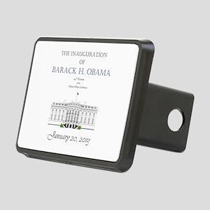Inauguration of Barack H. Obama 2013 Rectangular H