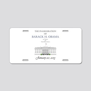 Inauguration of Barack H. Obama 2013 Aluminum Lice