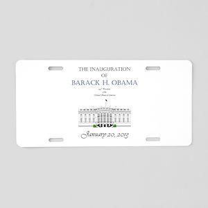 Inauguration of Barack H. Obama 2013 Aluminum Lice