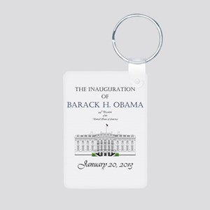 Inauguration of Barack H. Obama 2013 Aluminum Phot