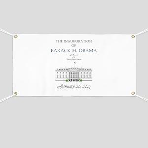 Inauguration of Barack H. Obama 2013 Banner