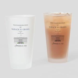 Inauguration of Barack H. Obama 2013 Drinking Glas