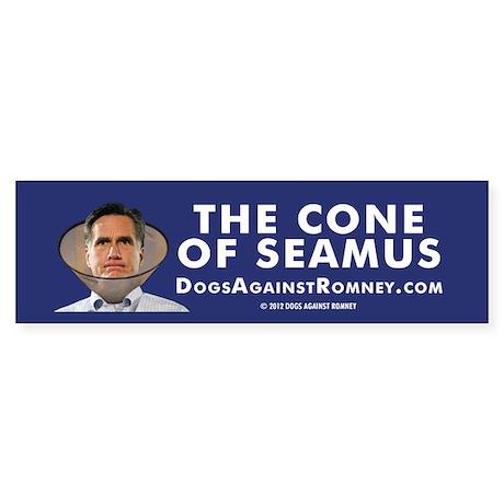 """Official DAR """"Cone of Seamus"""" Bumper Sti"""